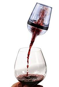 DeVine- AERATOR, Goblet Design Instant Wine Aerator - Professional Grade - Aerate Wines in Seconds