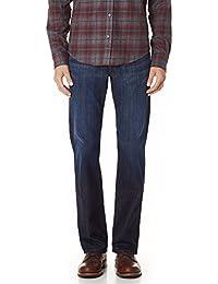Men's Austyn Relaxed Straight-Leg Jean in Los Angeles Dark