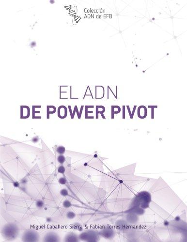 El ADN de Power Pivot Tapa blanda – 17 mar 2016 Miguel Caballero Fabian Torres 9584685244