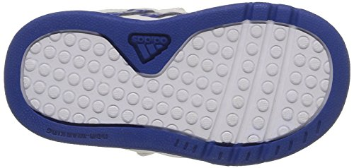 adidas LK Spider-Man CF I - Zapatillas Unisex, Color Blanco/Azul/Rojo