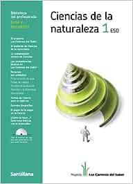 Guia Ciencias de La Naturaleza 1 Eso los Caminos Del Saber