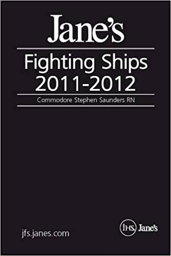 Janes Fighting Ships 2011-2012