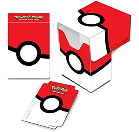 Pokemon 14574 Ultra Pro Pokeball Deck Box: Amazon.es: Juguetes y juegos