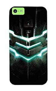 Graceyou Brand New Defender Case For Iphone 5c (dead Space 2 ) / Christmas's Gift