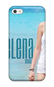 Iphone 5/5s Case Cover - Slim Fit Tpu Protector Shock Absorbent Case (selena Gomez Hot Sexy)