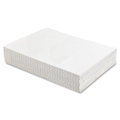 (Sparco Memorandum Pads, Narrow Rule, 16 lb, 8-1/2 x 11 Inches, White)
