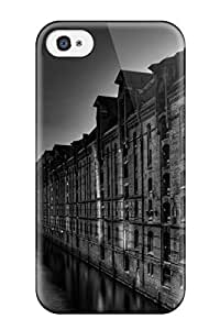 Brenda Baldwin Burton's Shop Best 8379023K80489741 Perfect Fit Ghost Town Case For Iphone - 4/4s