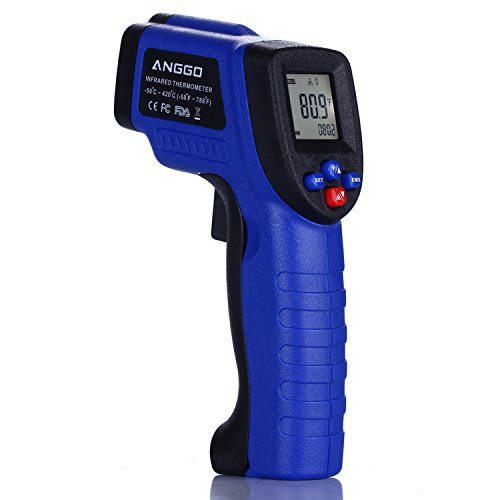 ANGGO Non-contact Digital Infrared Thermometer Temperature G