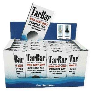 Tarbar Cigarette Filters (24 Packs of 30 Filters = 720 Filters) One Display