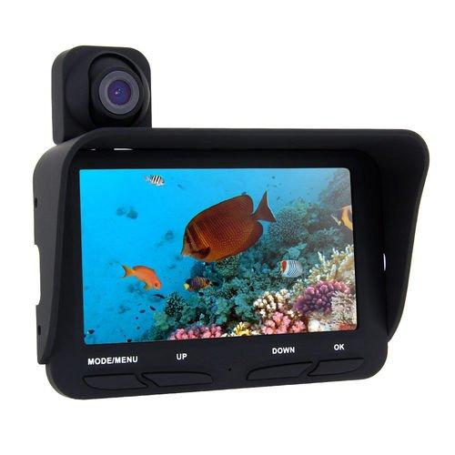 Zimo® 30M 4.3インチLCDモニター水中氷/海釣りカメラナイトビジョンフィッシュファインダー   B075FPDWSM