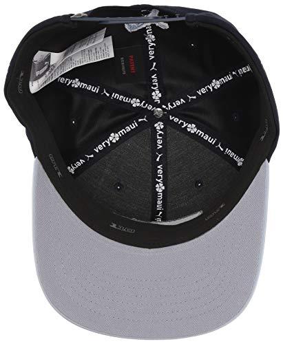 82eb81c80b899 Puma Golf 2019 Men's Utility Patch Snapback Hat (One Size), Peacoat/Grey