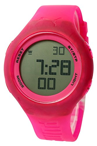 PUMA Watches loop Transparent 5 ATM water resistant sports watch running PU910801025 Men Women