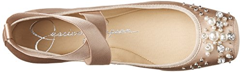 Simpson Flat Mineah Jessica Ballet Jessica Womens Blush Nude Simpson Tqp6wfRn