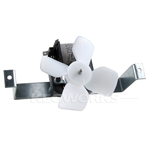(Evaporator Fan Assembly Replacement for BM23 Beverage Air Keg Refrigerator )