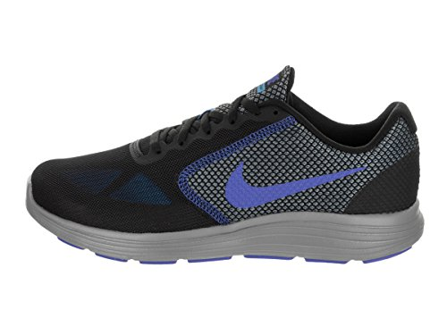 Cool a Uomo Black Photo Nike Grey corte Sublimated Medium Blue maniche Blue Maglietta wzffdqTRE