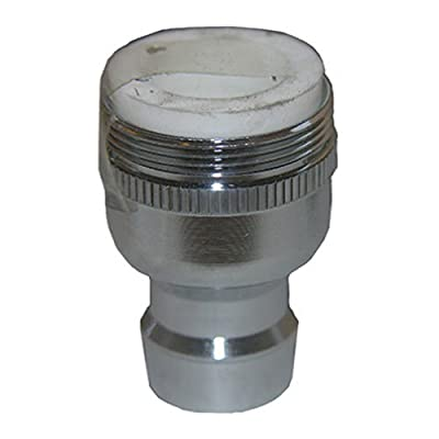 LASCO 09-1931NL No Lead, Small Diameter with Aerator Faucet Snap Fitting