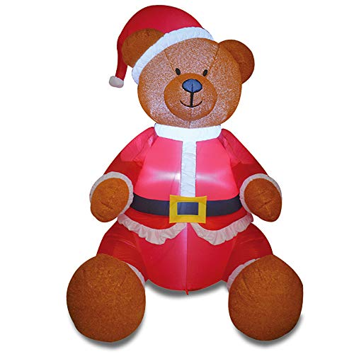Lighted Christmas Bear Outdoor in US - 5