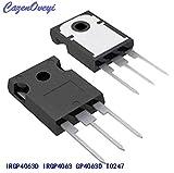 IndustrialMaker 5pcs/lot IRGP4063DPBF IRGP4063D