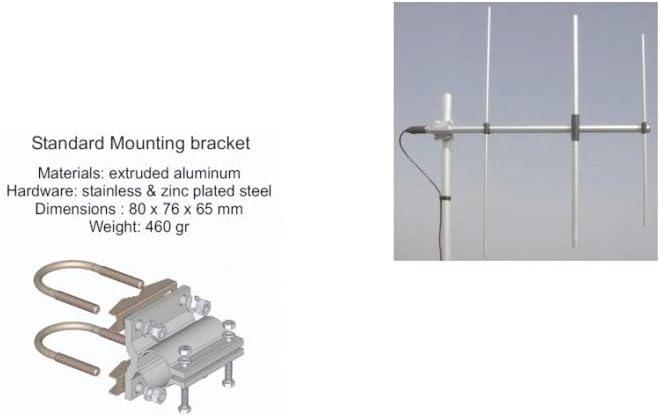 Sirio WY108-3N - Antena directa de 3 elementos YAGI VHF 108 ...