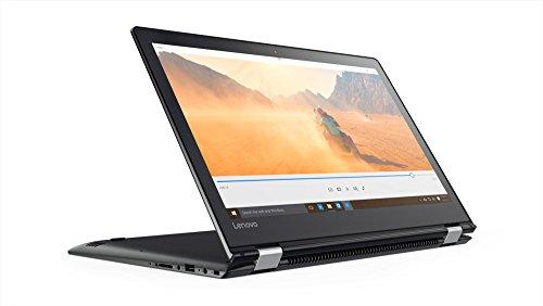 "Lenovo Flex 4 - 2-in-1 Laptop/Tablet 15.6"" Full HD Touchscreen Display (Intel Core i7, 8 GB RAM, 1TB HDD) 80SB0003US (Renewed)"