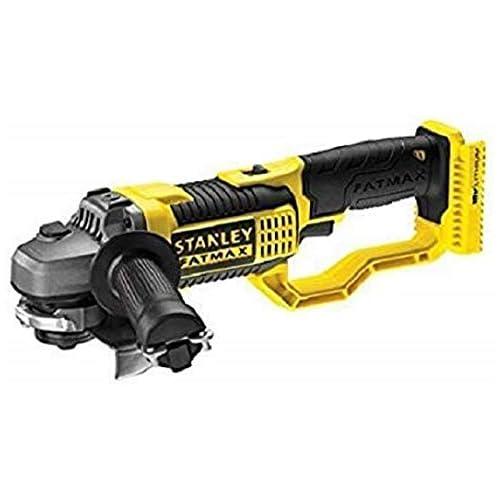 chollos oferta descuentos barato STANLEY FATMAX FMC761B XJ Amoladora 125mm 18V 8 500 rpm Sin batería y cargador