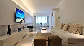 Porta Tv Lcd Da Muro.Bracket Staffa A Muro Per Uso Domestico Porta Tv Rack Per Tv Lcd