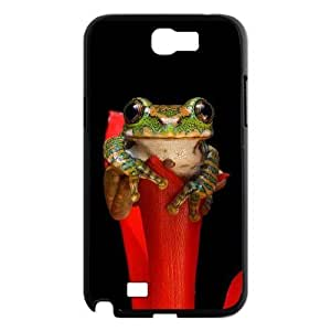 Frog Personalized Cover Case for Samsung Galaxy Note 2 N7100,customized phone case ygtg530818