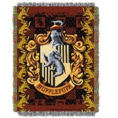 Harry Potter Hufflepuff Crest 48