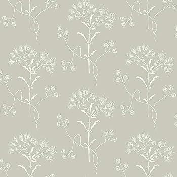 York Wallcoverings Me1516 Magnolia Home Vol Ii Wildflower Cupola