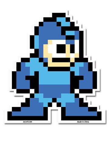 Mega Man 10 - Standing Sticker