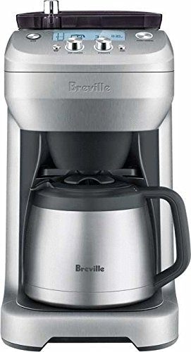 Breville Grind Control Coffee Maker BDC650BSS