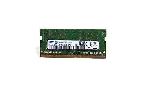 HP 4GB 2400MHz PC4-2400 1.2v DDR4 SoDimm Memory Module 862397-855