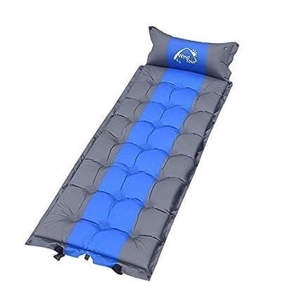 TenFong Colchón Que Acampa, Saco de Dormir Inflable de la ...