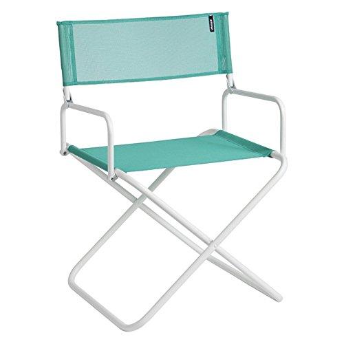 Lafuma Fgx XL Folding Director's Chair - Alu Brut Aluminu...