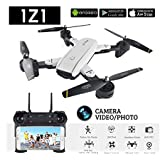 IZI SG700 RC 2 MP Dual Camera HD Drone with Optical Sensors and Remote Controller Included Quadcopter