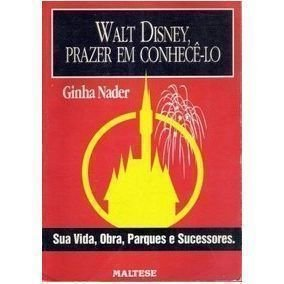 Walt Disney Prazer Em Conhece-Lo