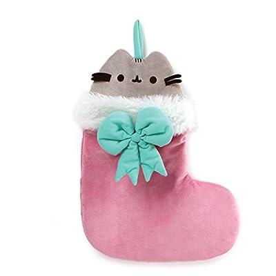 GUND-Pusheen-Christmas-Holiday-Stuffed-Plush-Cat-in-Stocking-11