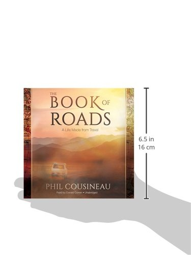 The Book of Roads: A Life Made from Travel by Blackstone Audio Inc