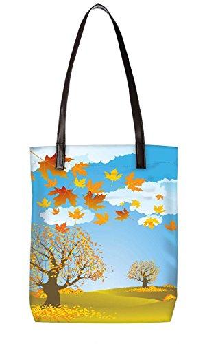 Snoogg Strandtasche, mehrfarbig (mehrfarbig) - LTR-BL-3933-ToteBag