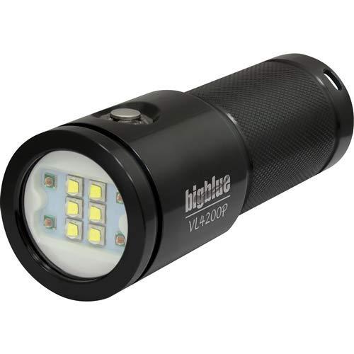 BigBlue 4200 Lumen Video Light (Black)