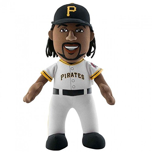 MLB Pittsburgh Pirates Andrew McCutchen 10-Inch Plush Doll