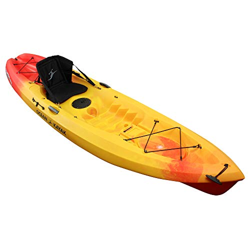Our #1 Pick is the Ocean Kayak Scrambler 11