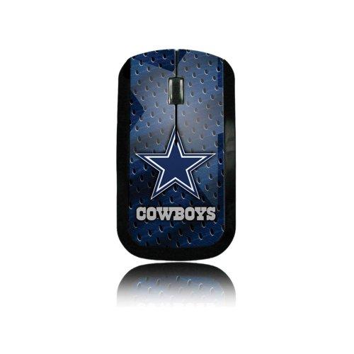 UPC 681620607093, NFL Dallas Cowboys Wireless Mouse