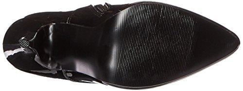 Pleaser SEDUCE-4026 - Botas XL (por encima de la rodilla), color: Negro Negro