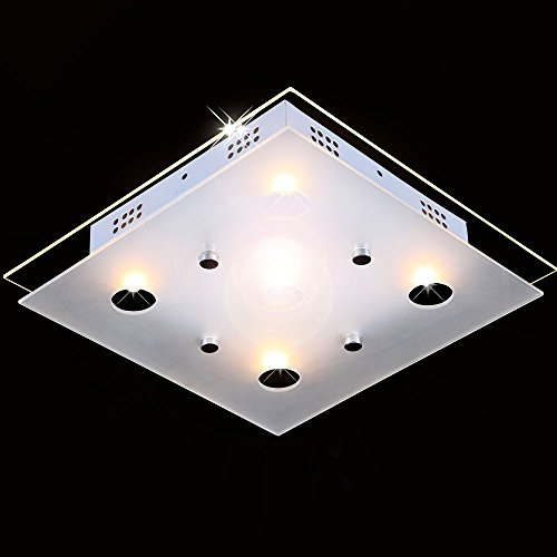 Badlampen deckenleuchte  15W LED Deckenleuchte Wandleuchte Badlampe Badleuchte Decken Lampe ...