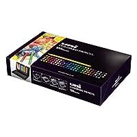 Lápiz Mitsubishi Uni Lápices de colores 100 colores conjunto