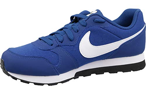 gs 001 Para Nike Zapatillas Runner Blue Azul white 2 Niños gym Md black 7n7fBwpqt