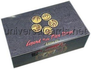 Legend of the Five Rings [L5R] CCG: Oni's Fury Booster Box [French]