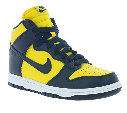 Wmns Scarpe Navy Donna Retro Nike Navy Maize Sportive Giallo Dunk Varsity QS Midnight 1wBHdq