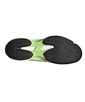 ASICS Gel Padel Exclusive 4 SG Verde Y Amarillo E515N 8501: Amazon ...